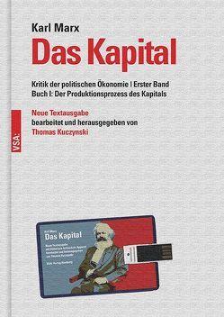 Das Kapital von Kuczynski,  Thomas, Marx,  Karl