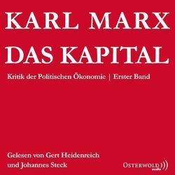 Das Kapital von Heidenreich,  Gert, Marx,  Karl, Steck,  Johannes