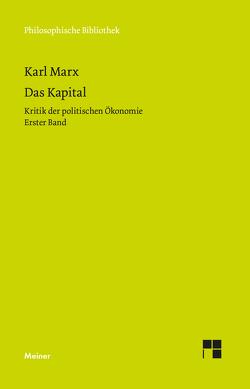 Das Kapital von Marx,  Karl, Quante,  Michael