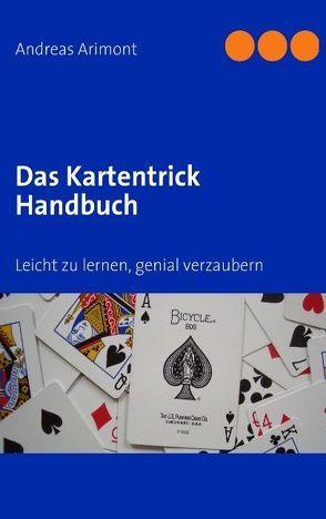 Das Kartentrick Handbuch von Arimont,  Andreas