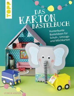 Das Karton-Bastelbuch von Schmitt,  Gudrun