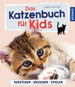 Das Katzenbuch für Kids von Böttjer,  Andrea