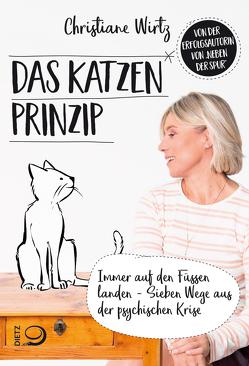 Das Katzenprinzip von Wirtz,  Christiane
