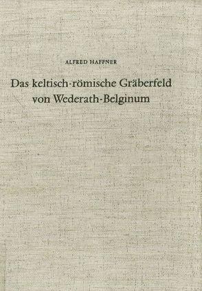 Das keltisch-römische Gräberfeld von Wederath-Belginum von Haffner,  Alfred