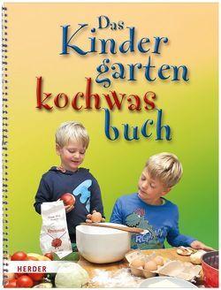 Das Kindergartenkochwasbuch von Renger,  Nikolai, Wege,  Brigitte, Wessel,  Mechthild
