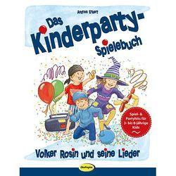 Das Kinderparty-Spielebuch von Erkert,  Andrea