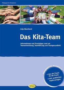 Das Kita-Team von Mannhard,  Anja