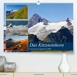 Das Kitzsteinhorn (Premium, hochwertiger DIN A2 Wandkalender 2020, Kunstdruck in Hochglanz) von Kramer,  Christa