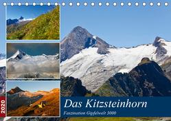 Das Kitzsteinhorn (Tischkalender 2020 DIN A5 quer) von Kramer,  Christa