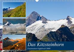 Das Kitzsteinhorn (Wandkalender 2020 DIN A3 quer) von Kramer,  Christa