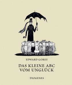 Das kleine ABC vom Unglück von Gorey,  Edward, Zimmer,  Dieter E.