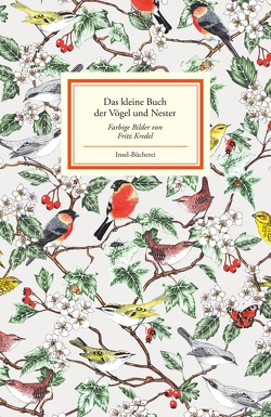 Das kleine Buch der Vögel und Nester von Graupner,  Heinz, Kredel,  Fritz