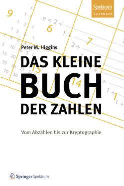 Das kleine Buch der Zahlen von Filk,  Thomas, Higgins,  Peter M.