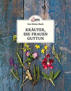 Das kleine Buch: Kräuter, die Frauen guttun von Schnetzer,  Michaela