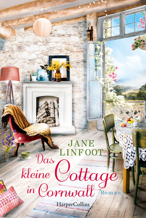 Das kleine Cottage in Cornwall von Linfoot,  Jane, Trautmann,  Christian