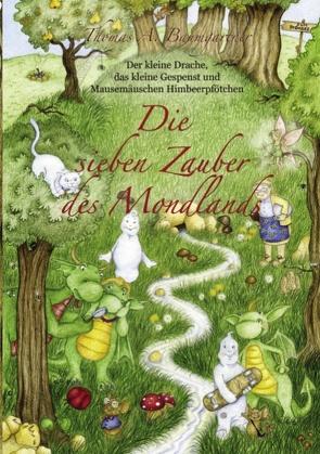 Das kleine Gespenst, der kleine Drache und Mausemäuschen Himbeerpfötchen von Baumgartner,  Thomas Anton