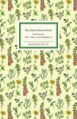 Das kleine Kräuterbuch von Harwerth,  Willi, Limbach,  Sandro