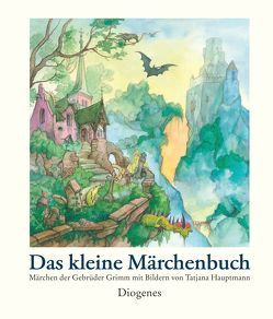 Das kleine Märchenbuch von Hauptmann,  Tatjana, Strich,  Christian