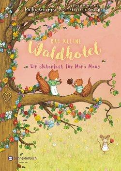Das kleine Waldhotel, Band 03 von George,  Kallie, Graegin,  Stephanie, Viseneber,  Karolin
