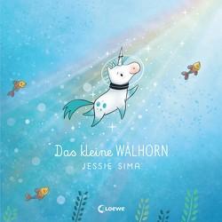 Das kleine Walhorn von Mannchen,  Nadine, Sima,  Jessie