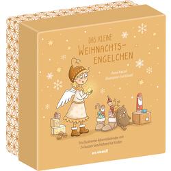 Das kleine Weihnachtsengelchen von Hassel,  Anne, Künzel,  Eva
