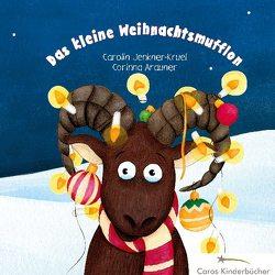 Das kleine Weihnachtsmufflon von Arauner,  Corinna, Jenkner-Kruel,  Carolin
