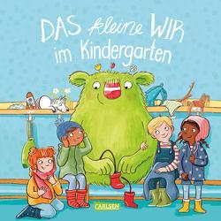 Das kleine WIR im Kindergarten von Kunkel,  Daniela