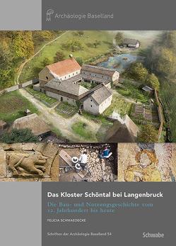 Das Kloster Schöntal bei Langenbruck von Schmaedecke,  Felicia