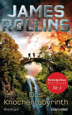 Das Knochenlabyrinth von Rollins,  James, Stöbe,  Norbert