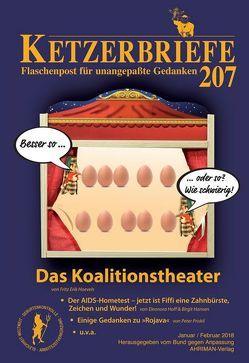Das Koalitionstheater von Hansen,  Birgit, Hoevels,  Fritz Erik, Hoff,  Eleonore, Marade,  Georges, Priskil,  Peter, Schuler,  Ingo