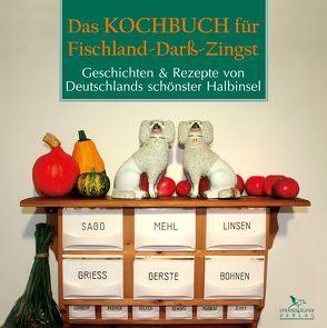 Das Kochbuch für Fischland-Darß-Zingst von Hoffmann,  Katrin, Hoffmann,  Peter, Pioch,  Jan