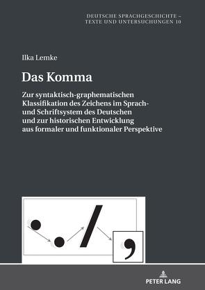 Das Komma von Lemke,  Ilka