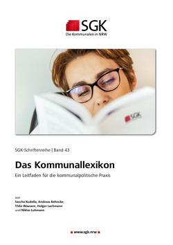 Das Kommunallexikon von Behncke,  Andreas, Kudella,  Sascha, Lachmann,  Holger, Luhmann,  Niklas, Waasem,  Thilo