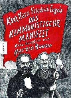 Das kommunistische Manifest von Rowson,  Martin, Walter,  Michael