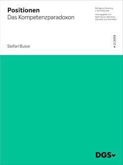 Das Kompetenzparadoxon von Busse,  Stefan
