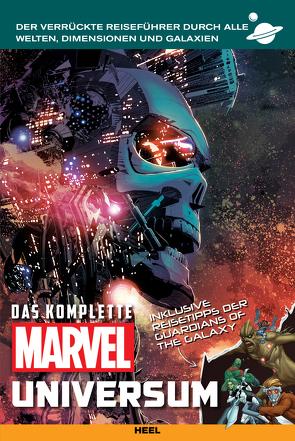 Das komplette Marvel-Universum von Goff,  Raoul
