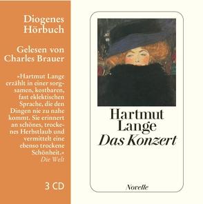 Das Konzert von Brauer,  Charles, Lange,  Hartmut