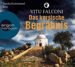 Das korsische Begräbnis von Falconi,  Vitu, Rotermund,  Sascha