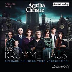 Das krumme Haus von Christie,  Agatha, Eckardt,  Hans, von Wiese,  Ursula