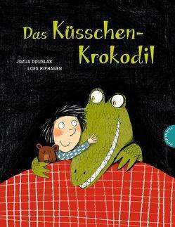 Das Küsschen-Krokodil von Douglas,  Jozua, Riphagen,  Loes