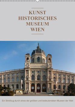 Das Kunsthistorische Museum WienAT-Version (Wandkalender 2018 DIN A2 hoch) von Bartek,  Alexander