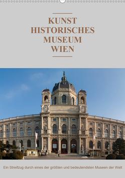 Das Kunsthistorische Museum WienAT-Version (Wandkalender 2021 DIN A2 hoch) von Bartek,  Alexander