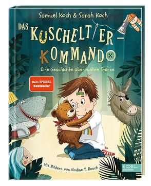 Das Kuscheltier-Kommando von Koch,  Samuel, Resch,  Nadine Y., Timpe,  Sarah Elena