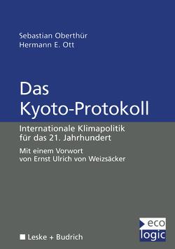 Das Kyoto-Protokoll von Oberthür,  Sebastian, Ott,  Hermann E