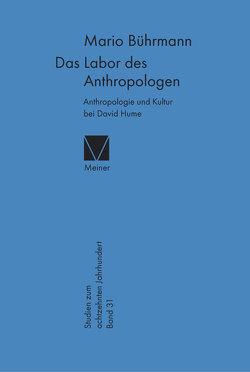Das Labor des Anthropologen von Bührmann,  Mario