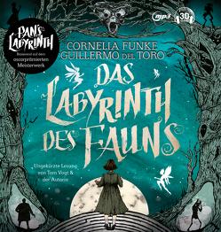Das Labyrinth des Fauns von Del Toro,  Guillermo, Funke,  Cornelia