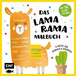 Das Lama-Rama-Malbuch