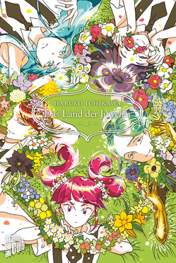 Das Land der Juwelen 4 von Ichikawa,  Haruko