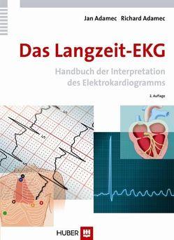 Das Langzeit-EKG von Adamec,  Jan, Adamec,  Richard