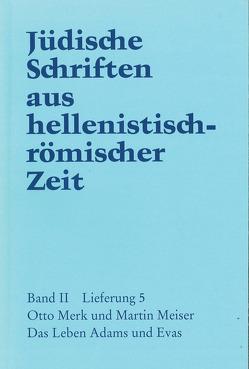 Das Leben Adams und Evas von Meiser,  Martin, Merk,  Otto